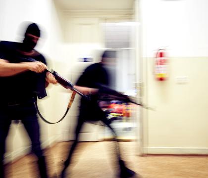 Bomb threat and terrorist threat awareness