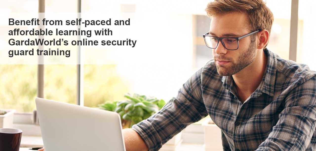 Online – Basic Security Guard Training (Ontario)